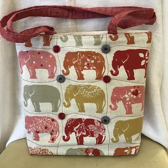 Ann Hoile Elephant Bag