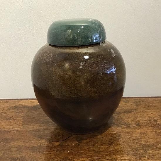 Bronze Ginger Jar