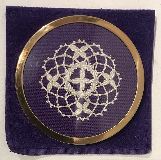Bedfordshire Lace Paperweight