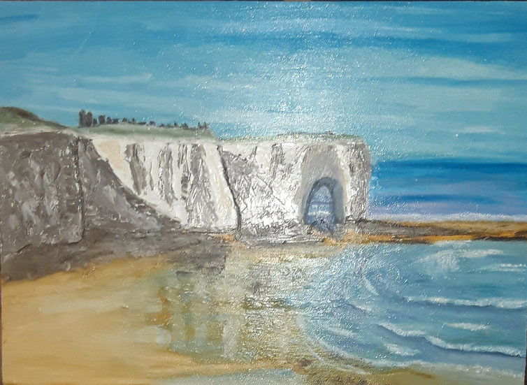 Kingsgate Bay Broadstairs Jan Drury