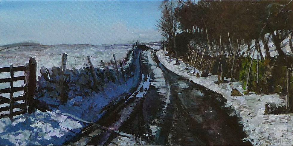 Malham Snow