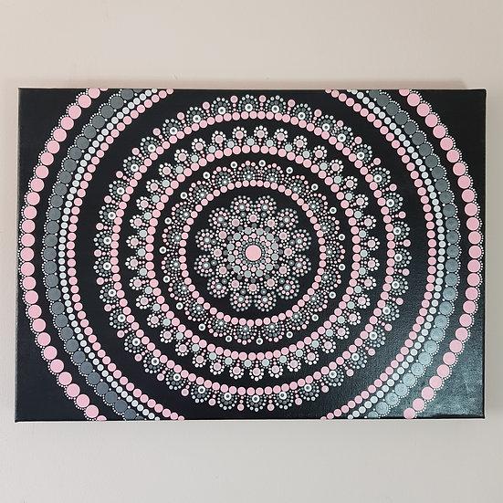 Pink Petals Mandala