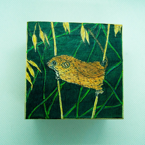 Field Mouse by Alison Perkins