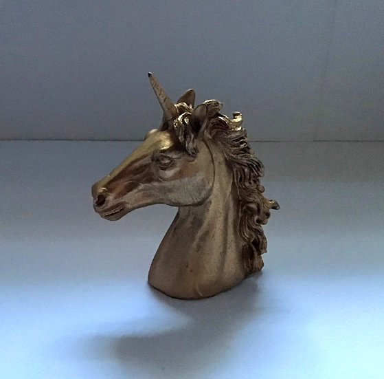 Baby Unicorn Gold