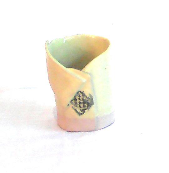 Small Yellow Pot Sleeve