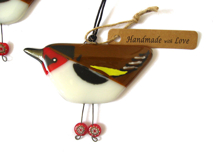 Jenny Hoole - Goldfinch