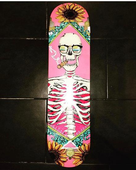 Skeleton Board