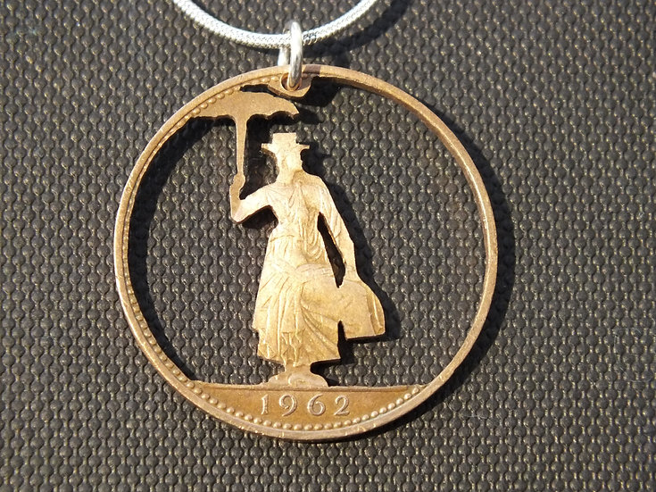 Mary Poppins Penny Pendent