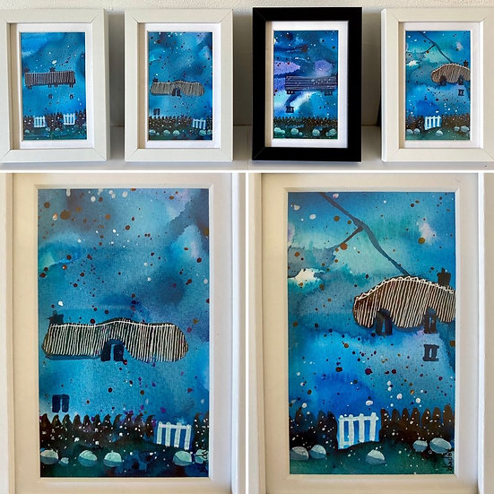 John Devitt Blue Cottage Series 5,6,7,8