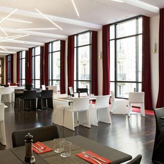 ancien Café de la Salle Pleyel