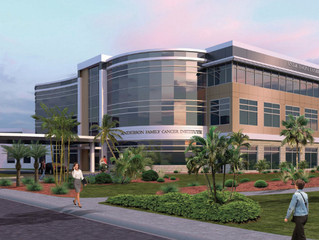 Crawford-Tracey Awarded Glazing Package for Expanded Cancer Center in Jupiter, FL
