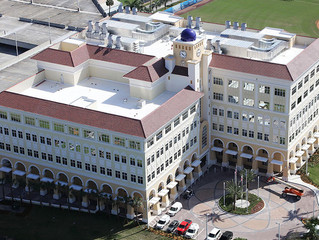 Crawford-Tracey Provides Impact Windows for Nova Southeastern University Center for Collaborative Re