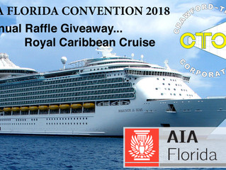 Crawford-Tracey Sponsors AIA Florida Raffle for 8th Consecutive Year
