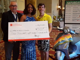 "2016 AIA Florida Raises Over $3,500 for ""Architecture in Education"""