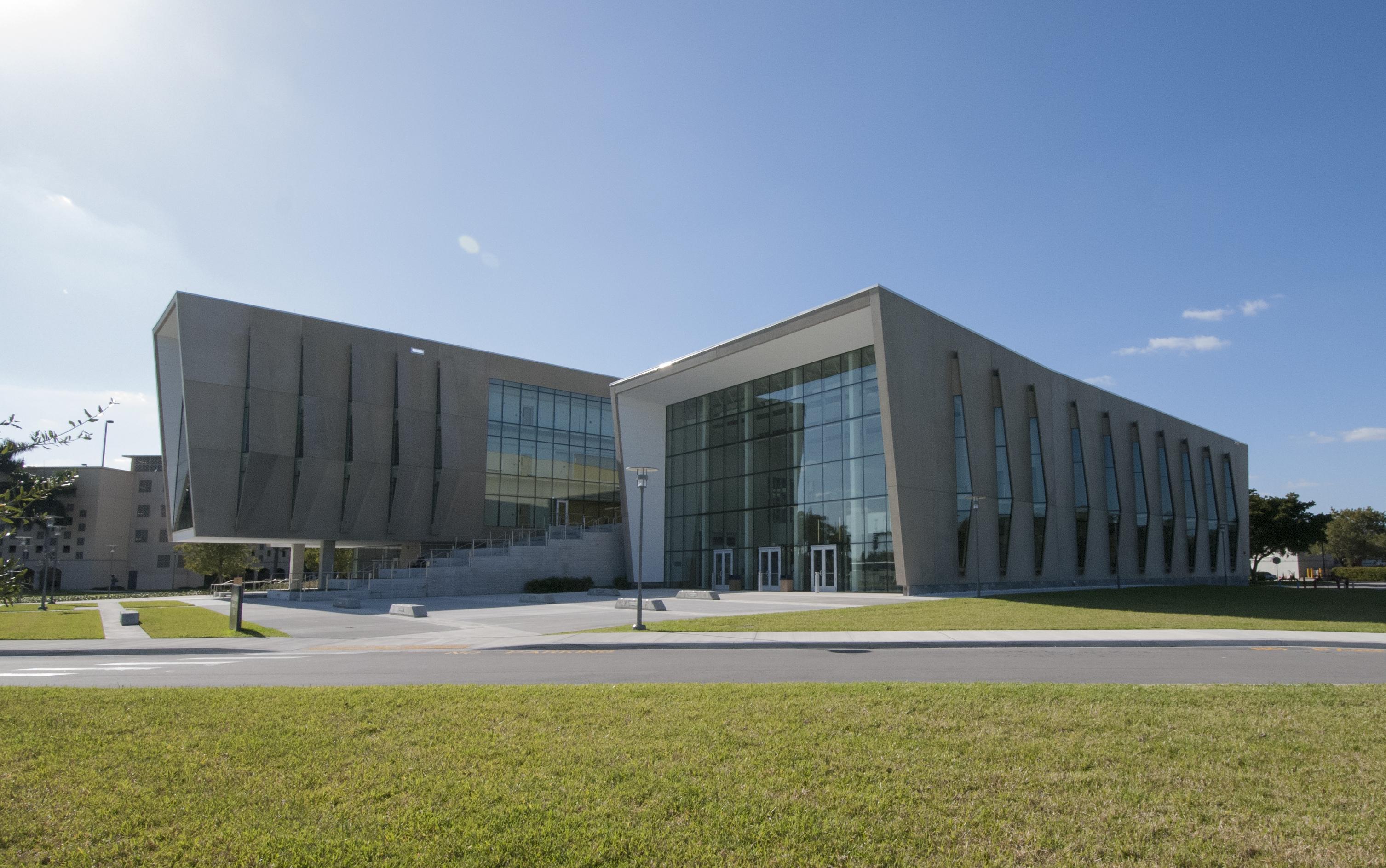 FIU SASC Building