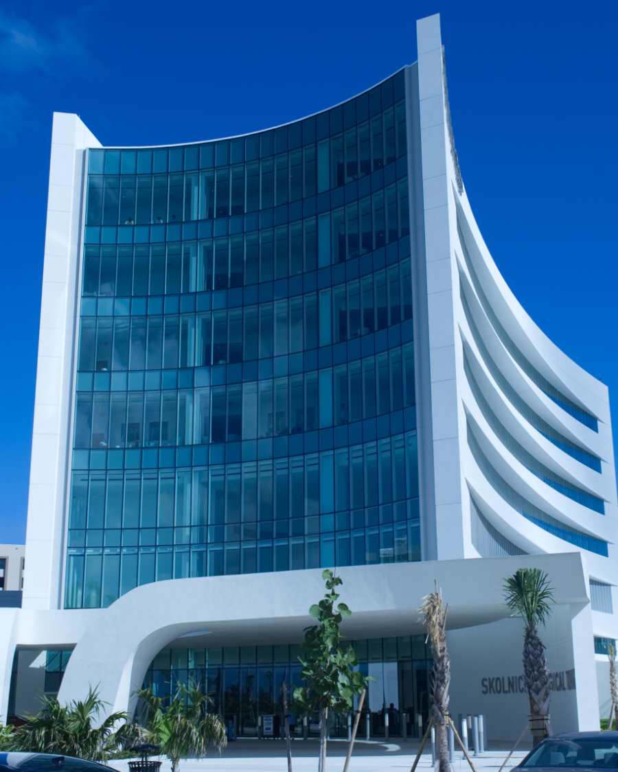 Crawford-Tracey | Mt Sinai Surgical Tower, Miami