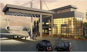 Crawford-Tracey Awarded Work on Orion Jet Center at Miami's Opa-Locka Airport