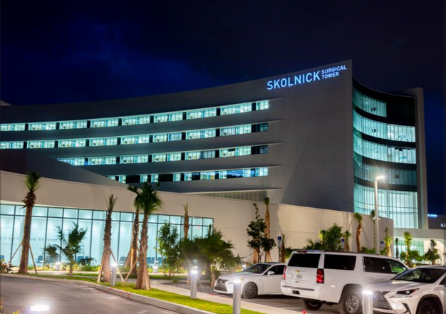 Mount Sinai Hospital Completes New Surgical Tower in Miami