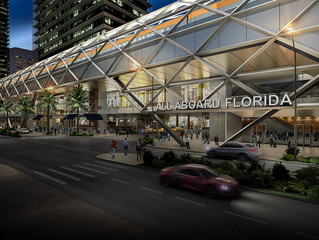 Crawford-Tracey Selected for Work on Brightline Train Stations