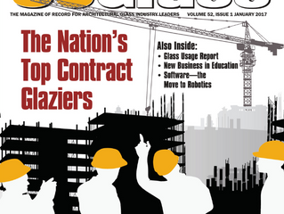 Crawford-Tracey Corporation is #23 and Florida's Largest Glazing Contractor in USGlass Magazine's Bi