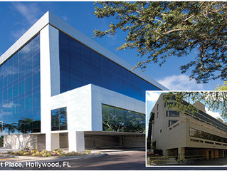 New Life to Hollywood, FL Office Building