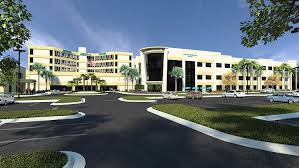 Crawford-Tracey Corporation Completes Glazing Installation for Jupiter Medical Center