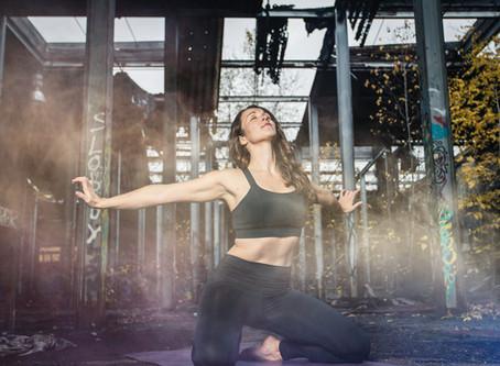 Weekly Sensual Yoga at Hawthorn Farm
