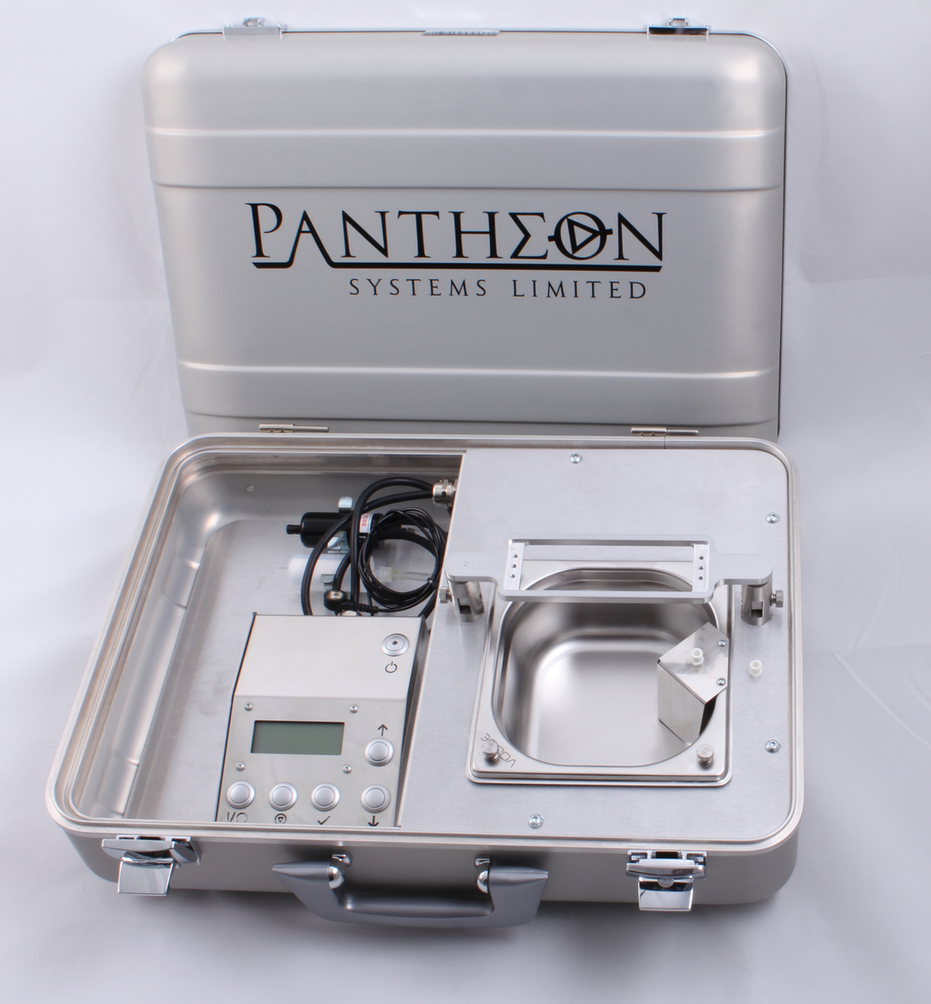 New Dimatix Flush Rig from Pantheon Systems Ltd