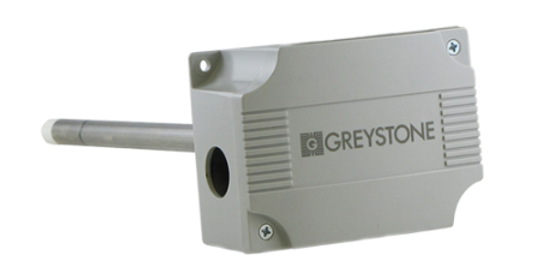 NTD Series – Duct Humidity/Temp Sensor w/ BACnet® or Modbus