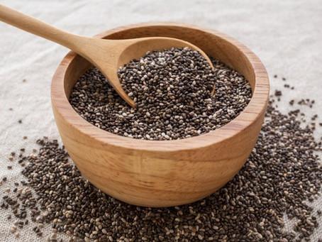 Семена чиа ( наследие ацтеков), и как их принимать.