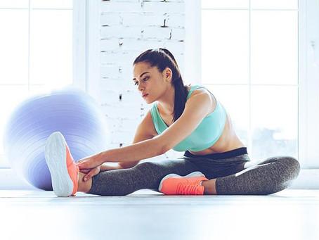 Как уходит вес после тренировки?