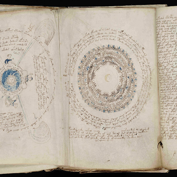Voynich Manuscript Unsolved Mysterious Digital Download Printable Ebook PDF 200+