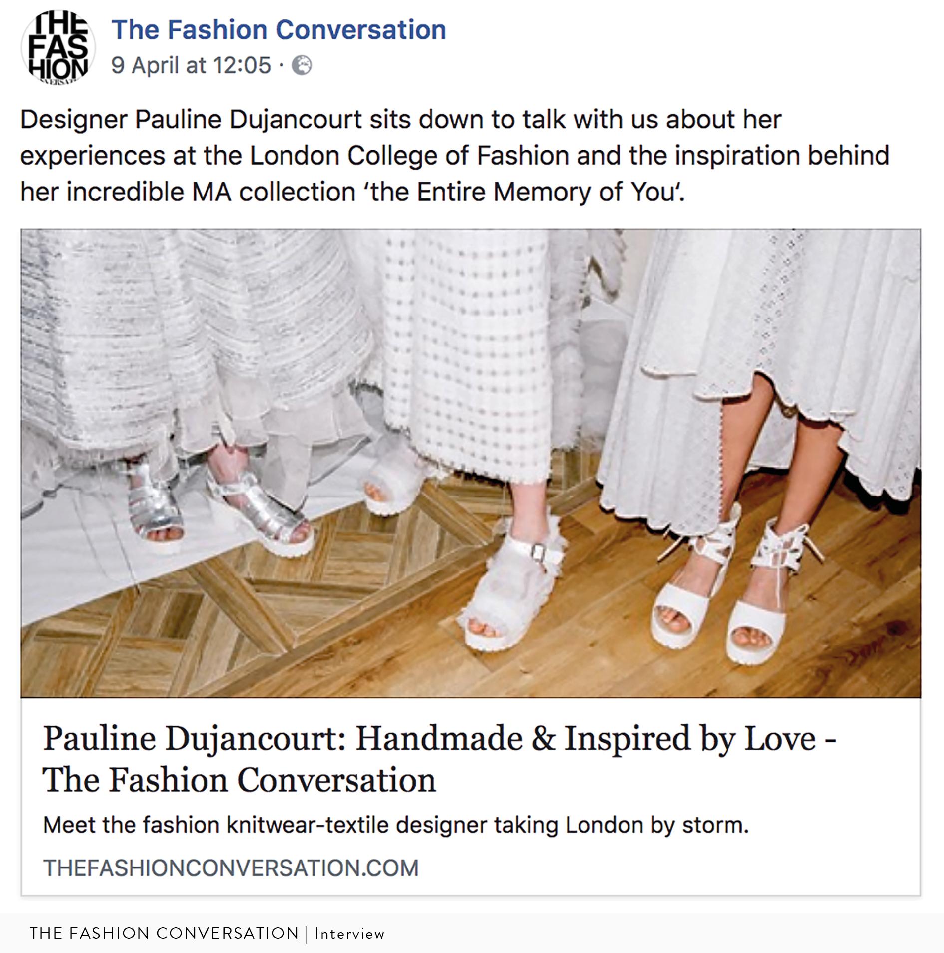 The Fashion Conversation |