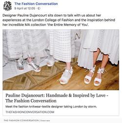 The Fashion Conversation  