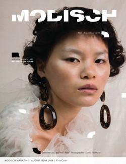 Modisch Magazine   First Cover