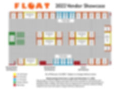 FLOAT 2022 Vendor Info graphic for websi