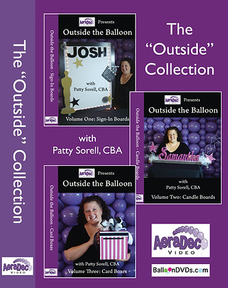 The Outside Three-DVD Set