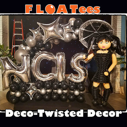 Deco-Twisting Decor FLOATEE Entry Fee
