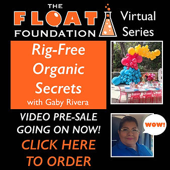 FLOAT Foundation gaby pre sale click her