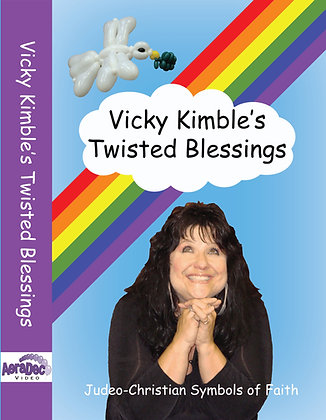 Vicky Kimble's Twisted Blessings