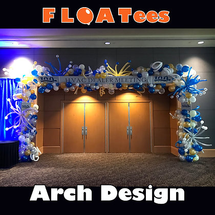 Arch Design FLOATEE Entry Fee