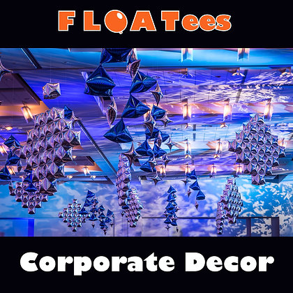Corporate Decor FLOATEE Entry Fee