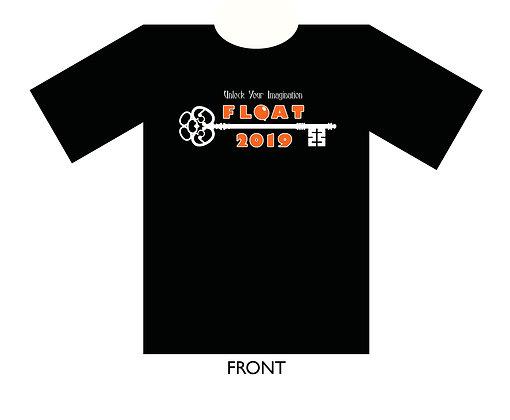 FLOAT 2019 Logo T-Shirt