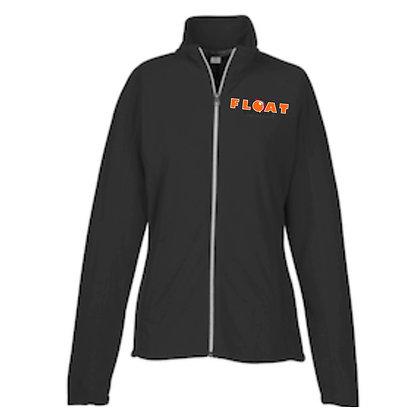FLOAT Logo Microfleece Jacket - Ladies