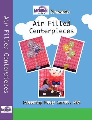 Air Filled Centerpiece - ENDS 11/27/17