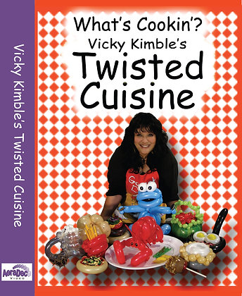 Vicky Kimble's Twisted Cuisine