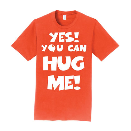"""Hug Me"" FLOAT T-Shirt"