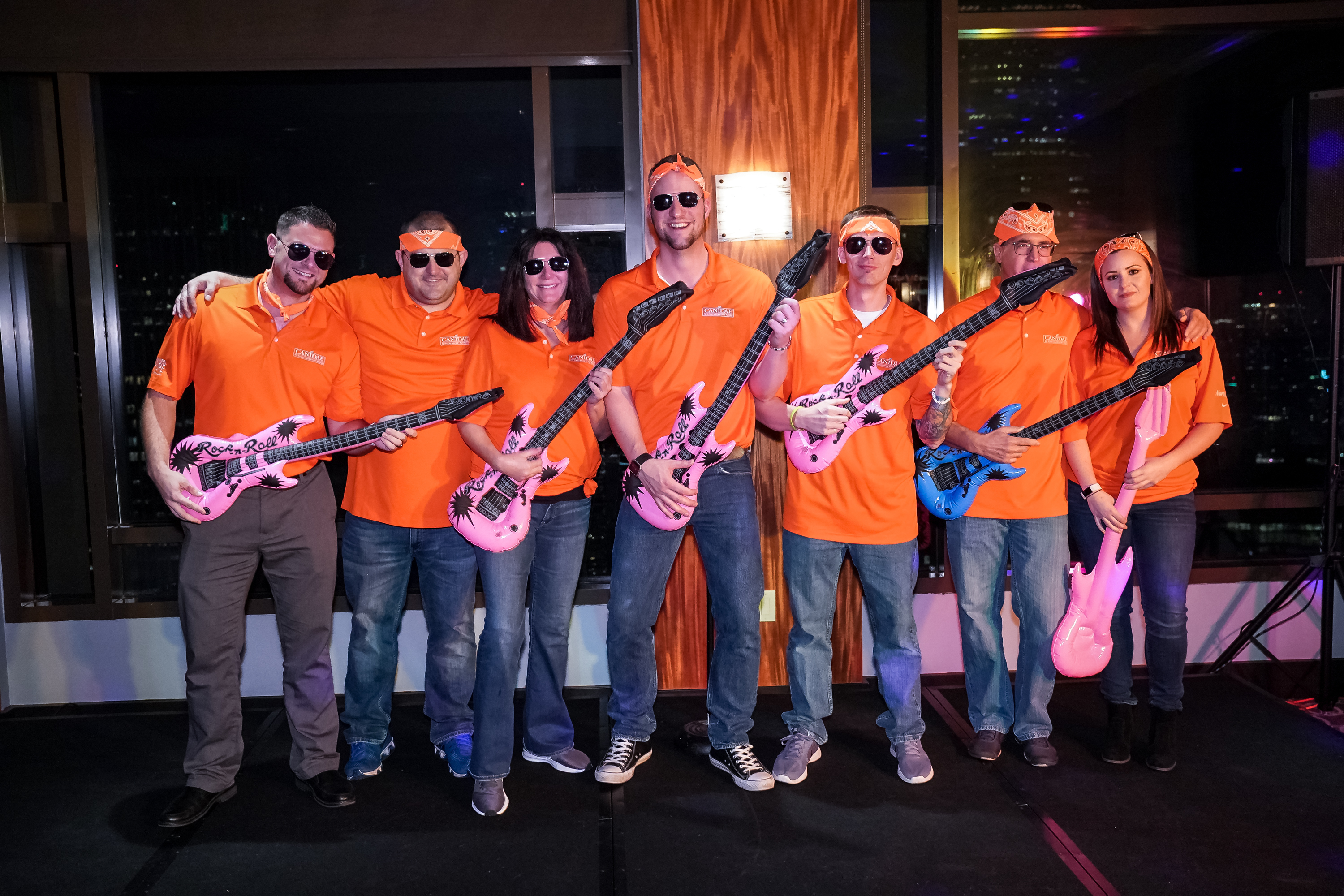 Orange guitars