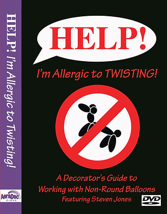 HELP! I'm Allergic to Twisting!