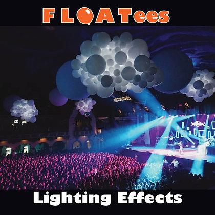 Lighting Effects FLOATEE Entry Fee